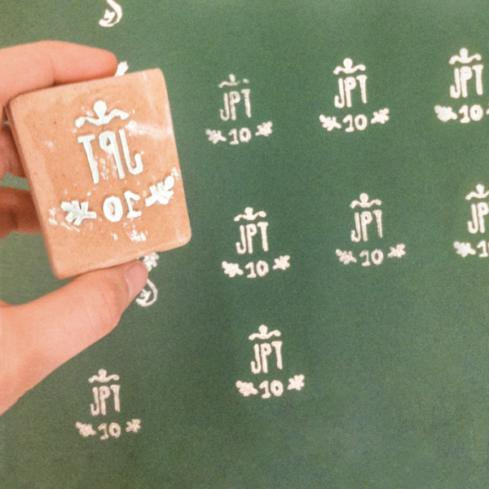 stamp JPT 10