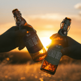Boku Bier Packaging Design