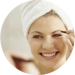 Rosenberger face&bodywellness face plugging eyebrows