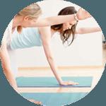 Heidi Paschinger Yoga Mat