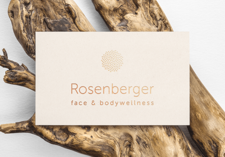 Project Rosenberger face & bodywellness rose gold