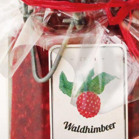 Raspberry Jam Flora Bacher Design