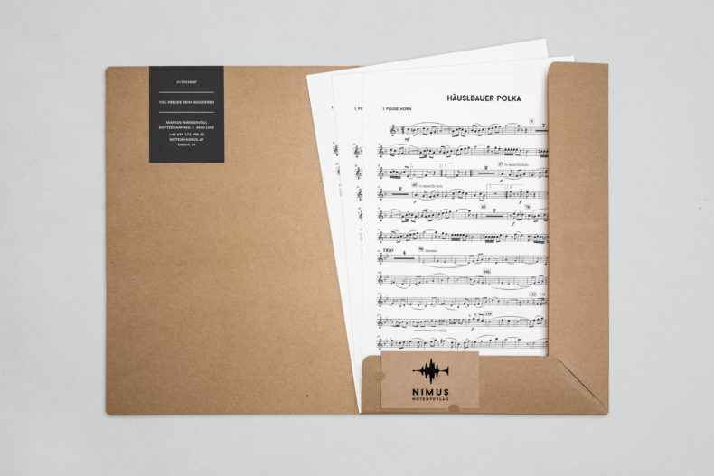 Nimus Notenverlag - Musikalienverlag - Flora Bacher Fotografie